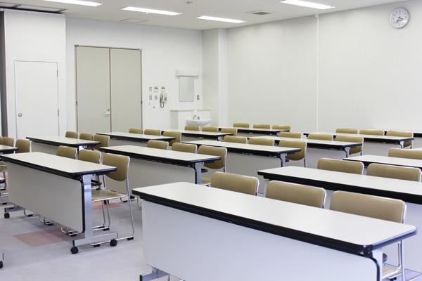 研修室|米沢市すこやかセンター