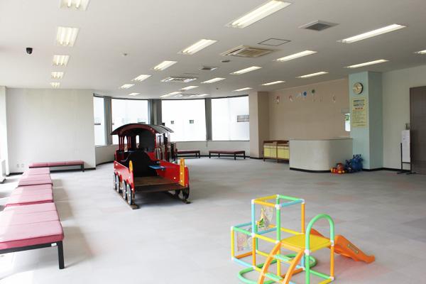 キッズルーム|米沢市すこやかセンター