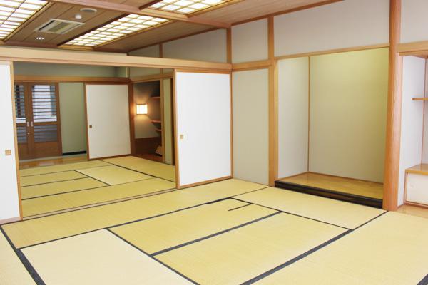 茶道・華道室|米沢市すこやかセンター