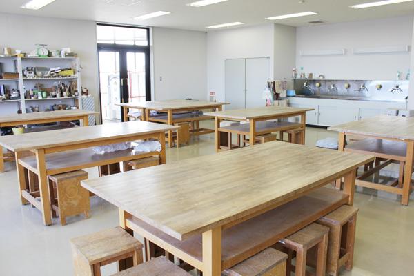 陶芸室|米沢市すこやかセンター